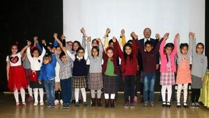 Manavgatta İstiklal Marşı yarışması