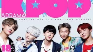 K-Pop dergisine büyük ilgi