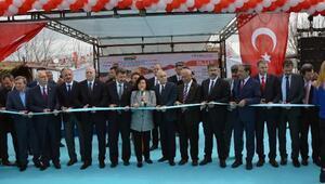 Bakan Fakıbaba, Milasta fuar açılışına katıldı