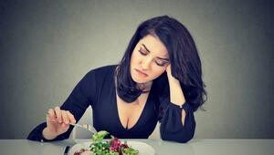 Yaptığınız diyet depresyona girmenize neden olabilir