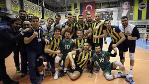 File derbisi Fenerbahçenin Seri eşitlendi...