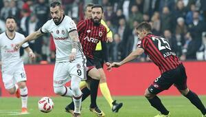 Beşiktaş ile Gençlerbirliği 90. randevuda En farklı galibiyet...