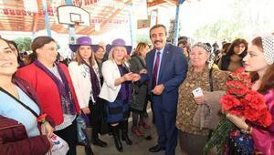 Çetin: Biz 8 Mart'ı kadınlara özel projelerle her gün kutluyoruz