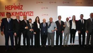 Türkiye Voleybol Federasyonu 60. yılını kutluyor