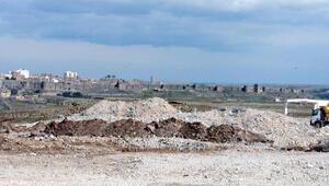 Kırklar Dağında 6 yılda yapılan konutlar yıkıldı; Dağın düzü ortaya çıktı