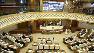 Meclis Gömbe için uzlaştı