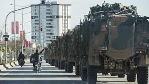Zeytin Dalı Harekâtında 49uncu gün; 3 bin 171 terörist etkisiz hale getirildi (7)