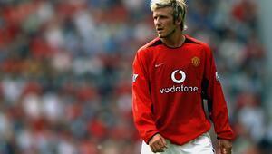 Unutulmaz Efsane: David Beckham