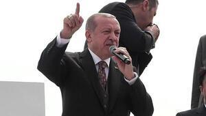 Erdoğandan NATOya çağrı: Çağırıyoruz niye Suriyeye gelmiyorsun