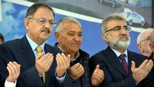 Bakan Özhaseki:Sen deprem içinhiçbir şey yapma, sonra da kader de