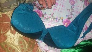 Cindereste sütyen içine tuzaklanmış bomba düzeneği bulundu