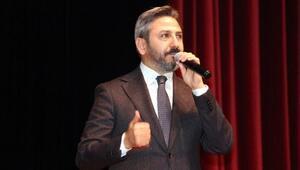 TBMM Başkanvekili Aydın: Kürt kardeşlerimizle hiçbir sorunumuz yok