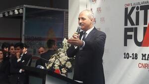 Bakan Kurtulmuş: 66 bin eseriyle Türkiye telif eserleri alanında dünyada 10uncu ülke oldu