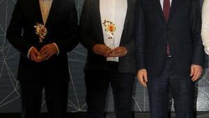 Kayseri Gazeteciler Cemiyetinden DHAya iki ödül