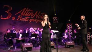 3. Altın Nota Beste Yarışmasında final gecesi