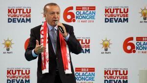 Cumhurbaşkanı Erdoğan: Biz işgale gitmiyoruz, teröristleri kovalıyoruz (2)