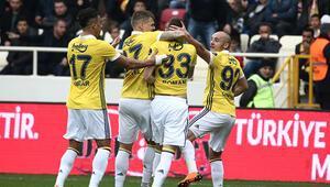 Fenerbahçe zirve takibini sürdürdü