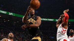 Toronto Raptors durmuyor Son 16 maç 15 galibiyet...