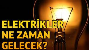 12 Mart İstanbul elektrik kesintisi İstanbulda elektrikler ne zaman gelecek