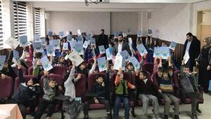 Van Büyükşehir Belediyesi öğrencilere çevre eğitimi verdi