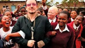Bononun kurduğu yardım kuruluşunda seks skandalı