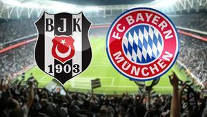 Beşiktaş Bayern Münih maçı canlı yayını hangi kanalda saat kaçta Maç şifresiz mi izlenecek