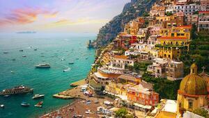 Amalfi'de gizli kalmış bir cennet: Positano
