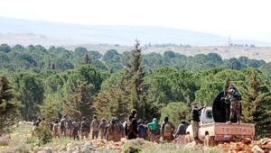 ÖSO, Afrin kırsalında operasyonlarını sürdürüyor
