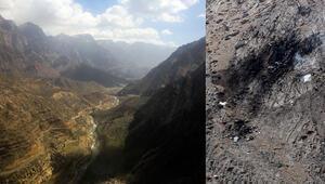 İran ajansı fotoğrafları geçti… İşte facianın yaşandığı yer