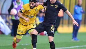 İstanbulspor - Ankaragücü: 1-2