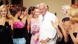 Fransız moda ikonu öldü