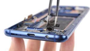 Galaxy S9u paramparça ettiler İçinden bakın ne çıktı