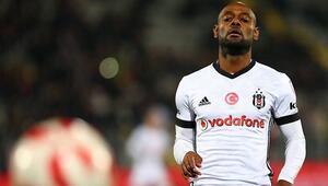 Beşiktaş Vagner Loveı cezalandırıyor