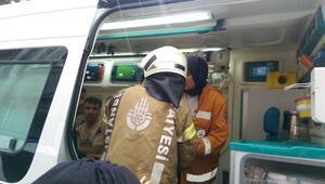(Ek bilgi ve fotoğraflarla ) -  Fatihte doğalgaz patlaması