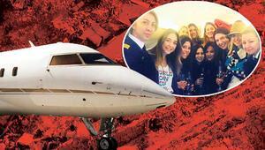 Pilotla son kez İranlı Rezai konuştu, pilot heyecanlı bir ses tonuyla alçalmak istedi