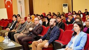 İstiklal Marşı ve Mehmet Akif Ersoy konulu konferans