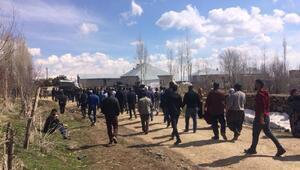 Yüksekovada köylülerle VEDAŞ ekipleri arasında sayaç gerginliği