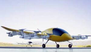 İşte Googleın uçan taksisi: Cora