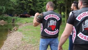 Almanyalı Osmanlılara polis baskını
