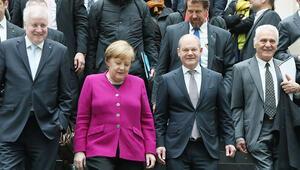 Merkel yanımıza gelip, 'İşte uyum biziz' demişti