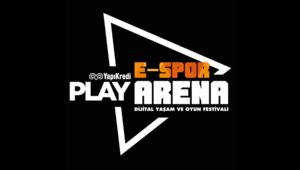 Yapı Kredi Play E-Spor Arena Yaşam ve Oyun Festivali PUBG 3.Maç