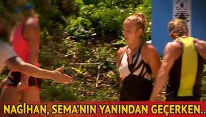 Survivorın yeni bölüm fragmanında ipler geriliyor.. Nagihan ve Sema oyun sonunda..
