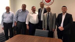 Kayseri OSB Türk Ticaret Merkezleri projesiile dünyaya açılma hedefinde
