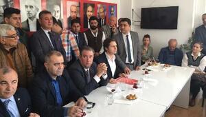 CHP il yönetimi, örgütü dinliyor