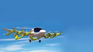 Bu da insansız hava taksi