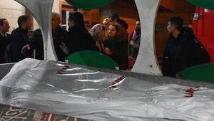 İranda düşen uçağın kadın pilotunun cenazesi, Konyaya getirildi