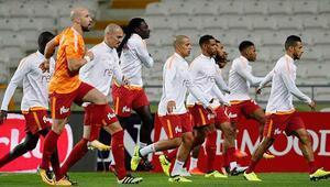 Galatasaray'ın yabancıları, Ülker Stadyumu'na da yabancı