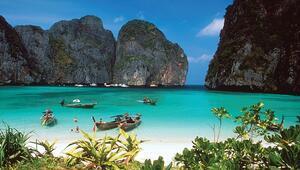 The Beach filmiyle ünlenen Maya Kumsalı kapatılıyor