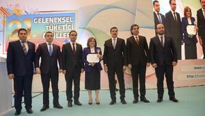 Gaziantep zabıtasına, Tüketici Özel Ödülü