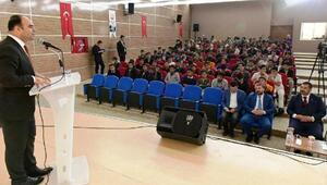 Şanlıurfada 300 öğrenci sinema izledi